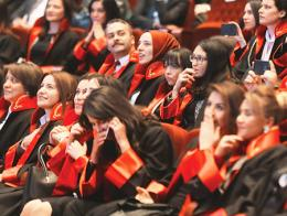 Mujeres juezas turquia