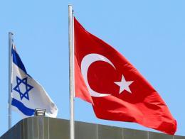 Turquia israel relaciones banderas