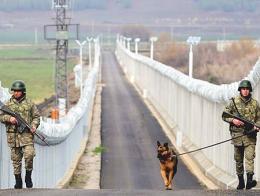 Turquia muro frontera siria