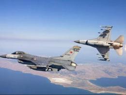 Ejercito turco cazas f16