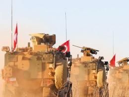 Ejercito turco idlib siria