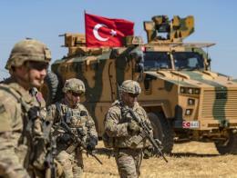 Ejercito turco soldados