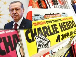 Erdogan polemica charlie hebdo