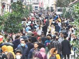 Estambul avenida istiklal coronavirus