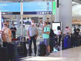 Turquia aeropuerto pandemia coronavirus