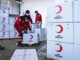 Turquia ayuda italia coronavirus