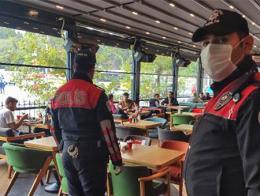Turquia cierre restaurantes pandemia