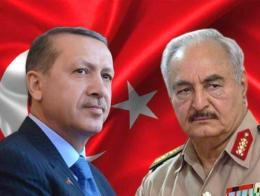 Turquia libia erdogan haftar