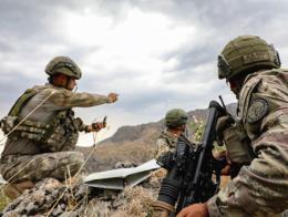 Turquia operacion pkk