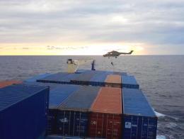 Ue abordaje barco turco