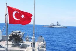 Ejercito turco mediterraneo