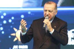 Erdogan congreso akp