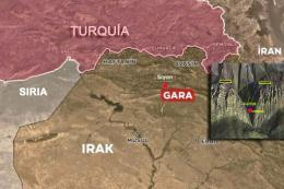 Irak cueva pkk turcos asesinados