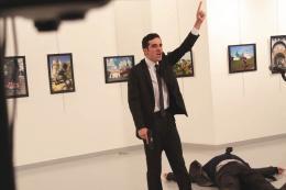 Turquia asesinato embajador ruso ankara 2016