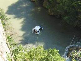 Accidente minibus rio