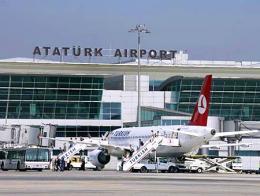 Aeropuerto ataturk