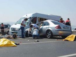 Accidente trafico victimas