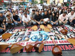 Sivas masacre protesta