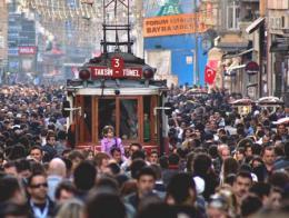 Estambul turcos sociedad