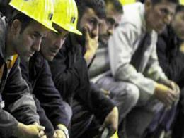 Mineros turquia