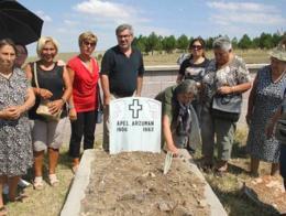 Yozgat cementerio armenio