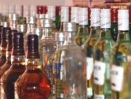 Alcohol botellas
