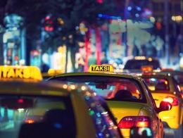 Estambul taxis taxistas