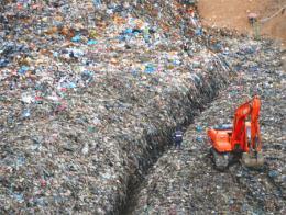 Basura residuos urbanos