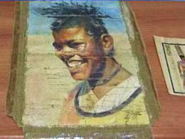 Erzurum pintura picasso robada