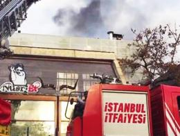 Estambul incendio nusretet saltbae
