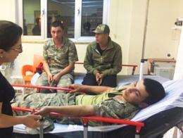Manisa soldados intoxicados
