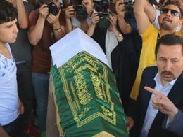 Sakarya funeral mujer asesinada