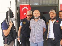 Adana emir daesh detenido