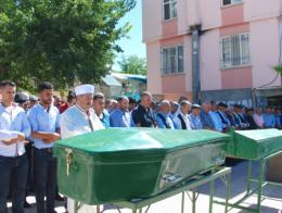 Adiyaman funeral victimas asesinato