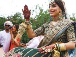 Antalya boda india hindu