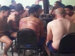 Edirne inmigrantes golpeados desnudos