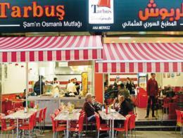 Un conocido restaurante sirio situado en el distrito histórico de Fatih, en Estambul
