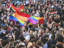 Estambul marcha orgullo gay