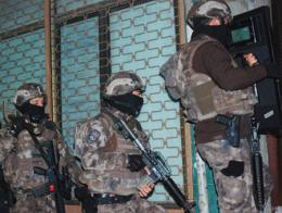 Estambul operacion antiterrorista policia