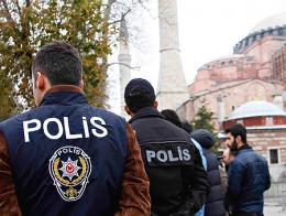 Estambul policia turca sultanahmet
