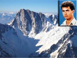 Francia alpes escalador turco desaparecido