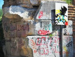 Iznik nicea pintadas grafitis