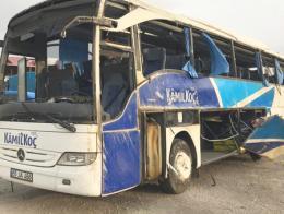 Kahramanmaras accidente autobus