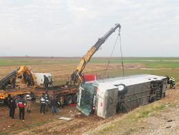 Sirnak accidente autobus