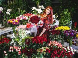 Antalya flores san valentin enamorados