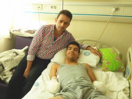 Antalya trasplante doble brazos