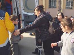 Bursa intoxicacion colegio bullying
