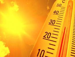 Clima calor temperatura termometro