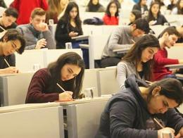 Educacion universidad clases examenes