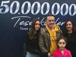 Estambul aeropuerto pasajero 50 millones